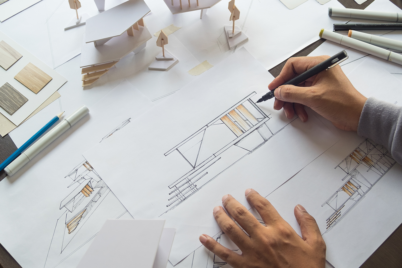 Architecture Design & Engineering